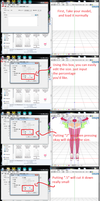 MMD Tutorial -How to make a Model Smaller (Easily) by Pikadude31451