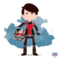 Ant-Man by SirPenguinI