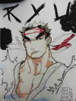 Ryu by CREONfr