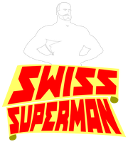 Antonio Cesaro - The Swiss Superman by HeavyMetalGear