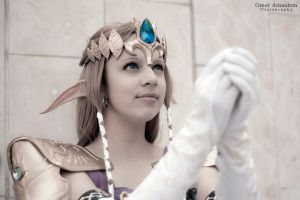 Zelda - Thank You by CrystalPanda