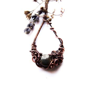 Garden Necklace by Lethe007