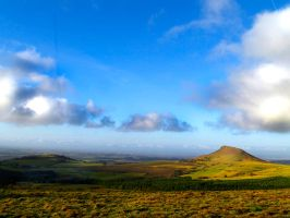 Roseberry Topping by photonig