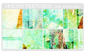 ICON TEXTURE SET 7 by skythecat