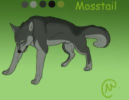 ::CONTEST:: Mosstail Concept by GoldSnapDragon