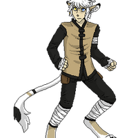 Aiden Sprite. by KingNeroche