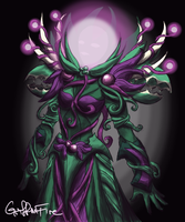 Mana Incarnate by GriffinFire
