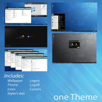 one Theme by Code0615