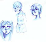 blue concept by ChaiMuffins