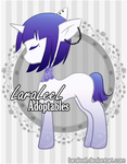 OPEN Unicorn Adoptable by LaraLeeL