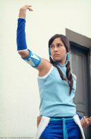 Avatar Korra - Avatar: The Legend of Korra by Rafael-Alysson
