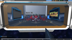 Robocraft: A Red Metagross (T7 Plasma Walker) by ABYAY
