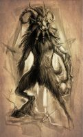 CO: Krampus concept V by TheTundraGhost