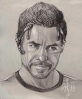 Iron Man 3 by DafnaWinchester