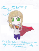 Super Jay! by FallingWithoutStyle
