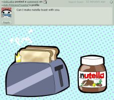 Q2: Nutella by Ask-PrincessToaster