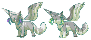 Winged Fox Auctions OPEN by Lunakia