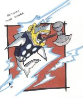 Thor Shark:Ultimate Version by sfumato21