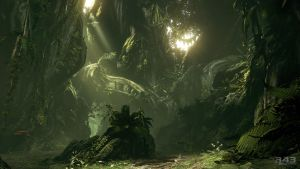 Halo 4 | The jungle Wallpaper by Goyo-Noble-141