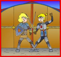 RussoTrot Inevitabilities 1: AVP Comes To A Head by Russotrot