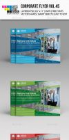 Corporate Flyer Template Vol 45 by jasonmendes