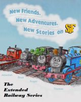 Extended Railway Series Promo by 01Salty