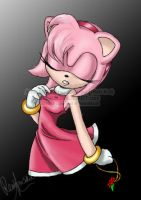 Amy Rose by Beti-Kot