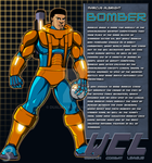 Marcus Albright:Bomber Bio by Dualmask