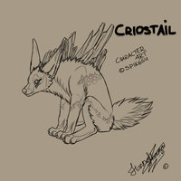 Criostail scetchy by Spike654