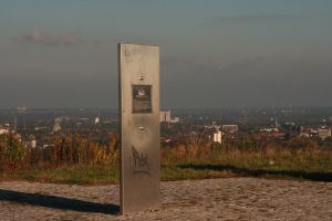 panel on top of a hill by FreSch85