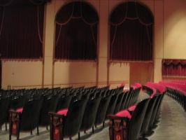 Theatre Seats 2 by Nightmare247Stock