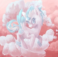 RQ: Sky Paw by Paintrolleire