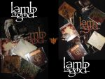 Lamb of God CDs by Marko-Saaresto