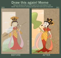 Improvement Meme 2 by MarionetteDolly