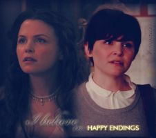 Snow White//Mary Margaret Blanchard by lillullabyblue