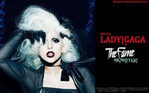 The Fame Monster WP by KeybladeMeister