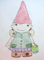 Gnomette by AVPMismylife