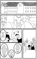 OnePiece fanmanga special chapter Rosaline page 1 by triptime245
