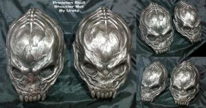 Predalien Skull for Hellwolve 02 by Uratz-Studios