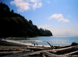 Cape Disappointment by TheDevlyn