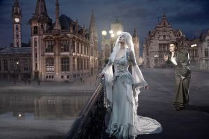 Dress for Lucy of 'Dracula', by Somnia Romantica by SomniaRomantica