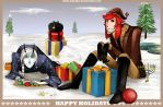 Happy Holidays! by Ashlmet
