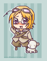 APH: Chibi Whatshisface by SillyCaracal