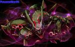 Rayquaza by Paradisewolf01