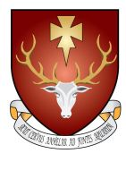 Herford College Oxford Coat Of Arms by ChevronTango