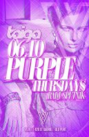 velvet purple thursdays flyer by sounddecor