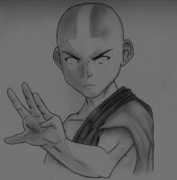The Last Airbender by darkknights35