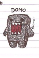 Le Domo random drawing by ZephyrXenonymous