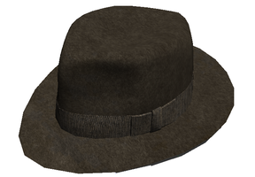 mmd dl: fedora by SparkleSkullz