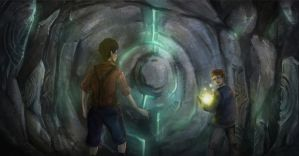Storytelling - The Mysterious Gate by Coolnova